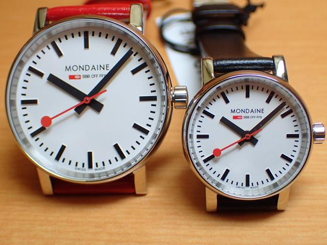 モンディーン ペアウォッチ 腕時計 エヴォ2 35mm MSE.35110.LC と 26mm MSE.26110.LB優美堂のモンディーンはメーカー保証つきの正規商品です。