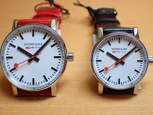 モンディーン ペアウォッチ 腕時計 エヴォ2 35mm MSE.35110.LC と 30mm MSE.30110.LB優美堂のモンディーンはメーカー保証つきの正規商品です。