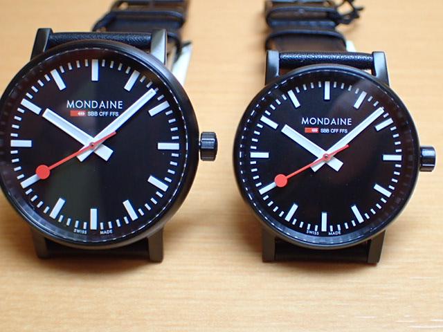 モンディーン ペアウォッチ 腕時計 エヴォ2 40mm MSE.40121.LB と 30mm MSE.30110.LB優美堂のモンディーンはメーカー保証つきの正規商品です。