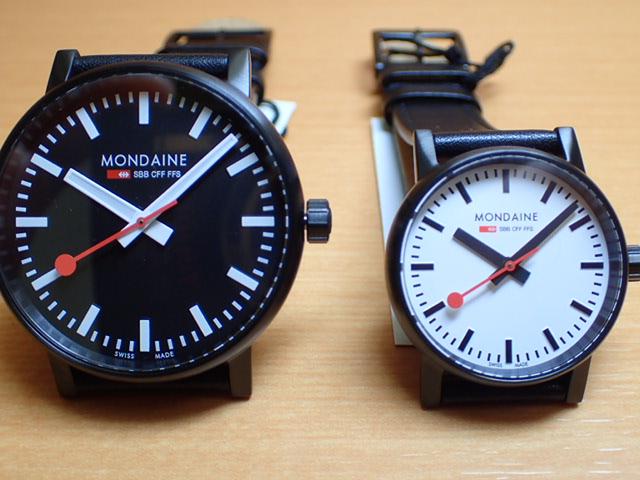 モンディーン ペアウォッチ 腕時計 エヴォ2 40mm MSE.40121.LB と 30mm MSE.30111.LB優美堂のモンディーンはメーカー保証つきの正規商品です。