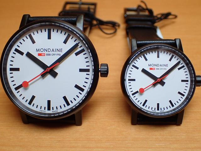 モンディーン ペアウォッチ 腕時計 エヴォ2 40mm MSE.40111.LB と 30mm MSE.30111.LB優美堂のモンディーンはメーカー保証つきの正規商品です。
