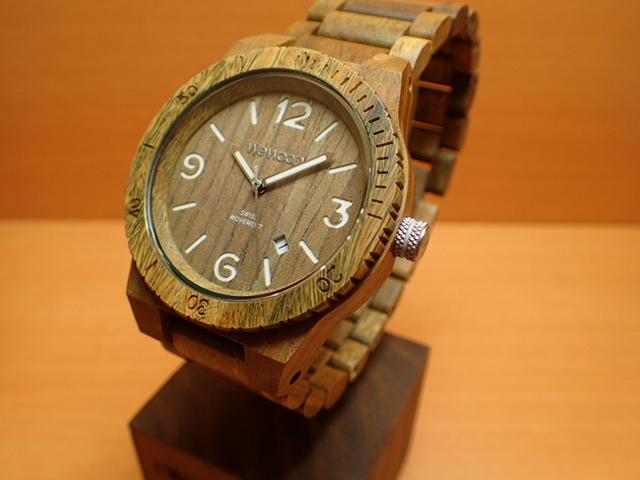 木の腕時計 ウィーウッド WEWOOD 腕時計 ウッド/木製 ALPHA SW ARMY 9818143 メンズ 【正規輸入品】