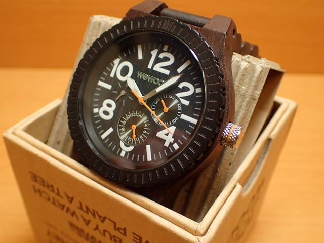 ウィーウッド WEWOOD 腕時計 ウッド/木製 KARDO CHOCO WHITE 9818102 メンズ 【正規輸入品】