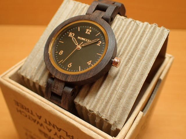 ウィーウッド WEWOOD 腕時計 ウッド/木製 DAPHNE BK ROUGH ROSE 9818180 メンズ 【正規輸入品】