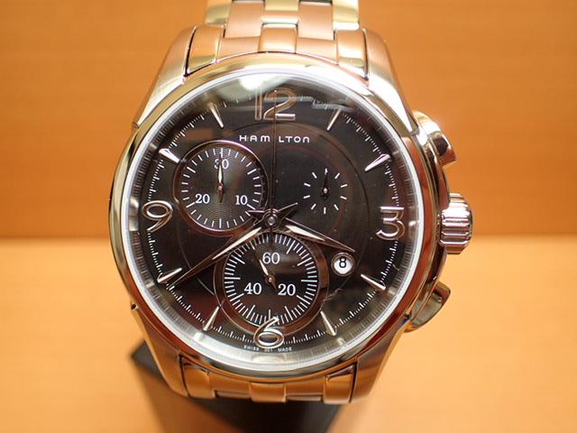 ハミルトン 腕時計 HAMILTON ジャズマスター クォーツ クロノ H32612135 【送料無料】