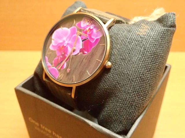 木の腕時計 ウィーウッド WEWOOD 腕時計 ウッド/木製 AURORA FLOWER NUT 9818187 メンズ 【正規輸入品】