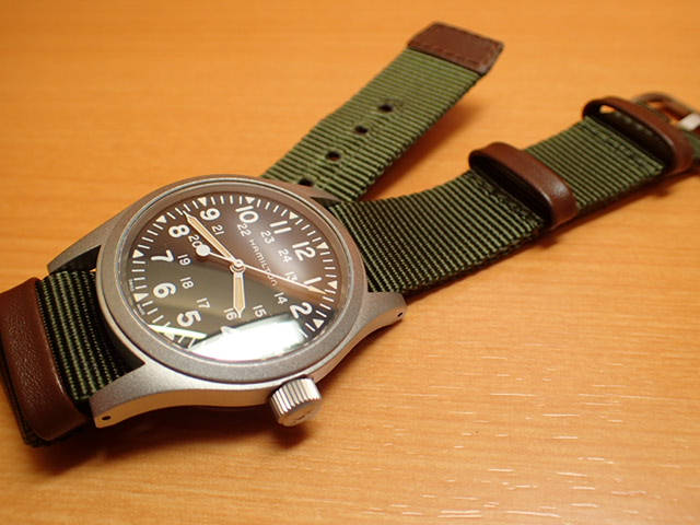 ハミルトン カーキ フィールド メカ 腕時計 38mm パワーリザーブ80時間 メンズサイズ H69439931 【文字盤カラー ブラック】 【手巻き式】 優美堂 分割いもOKできますよ。【送料無料】