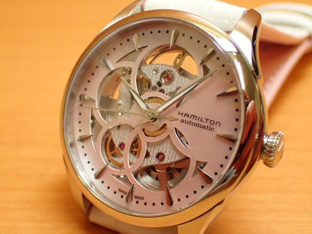ハミルトン ★ 限定 プレゼントつき ★ ジャズマスター レディ オート 腕時計 HAMILTON American Classic Jazzmaster Lady Auto H32405871 レディース【送料無料】 正規輸入品