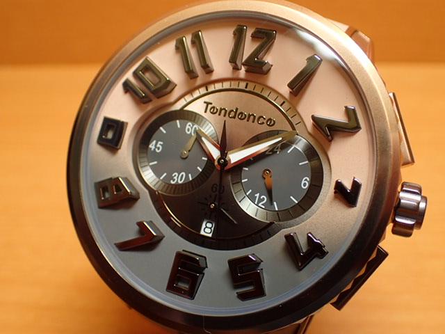 ★最新作 テンデンス 腕時計 Tendence De Color ディカラー 50mm TY146102 【デザート(砂漠)】大自然の色彩からカラーリングを起こしたグラデーションの美しい新コレクション De'Color(ディカラー)