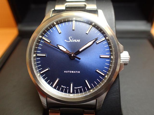 ジン 腕時計 Sinn Watches 556.I.B M優美堂のジン腕時計はメーカー保証2年つきの正規輸入商品です