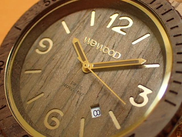 木の腕時計 ウィーウッド WEWOOD 腕時計 ウッド/木製 ALPHA SW ZEBRANO CHOCO R 9818183 メンズ 【正規輸入品】