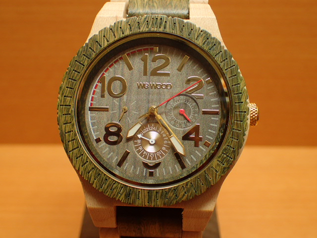 ウィーウッド WEWOOD 腕時計 ウッド/木製 KARDO ARMY BEIGE 9818184 メンズ 【正規輸入品】