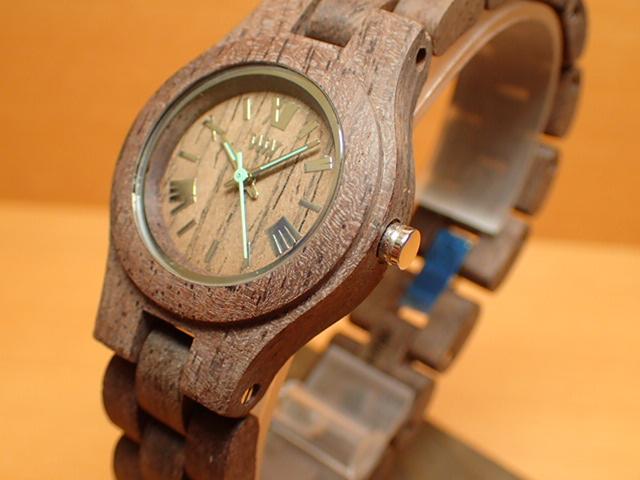 ウィーウッド WEWOOD 腕時計 ウッド/木製 CRISS CHOCO ROUGH 9818116 レディース 【正規輸入品】