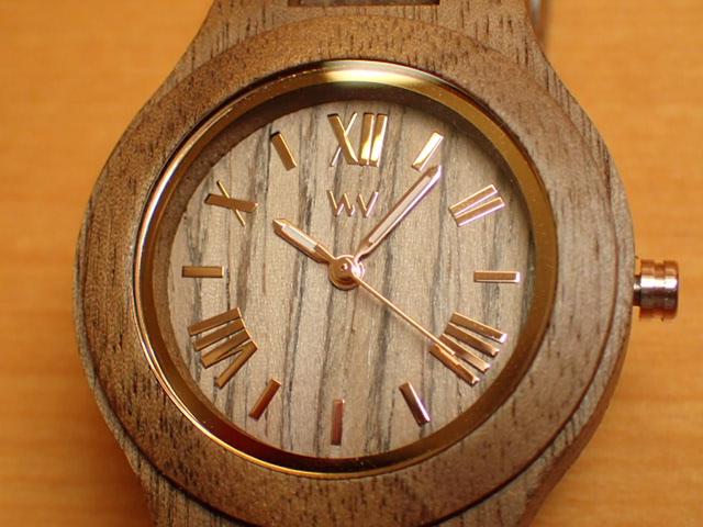 ウィーウッド WEWOOD 腕時計 ウッド/木製 ANTEA NUT 9818129 レディース 正規輸入品