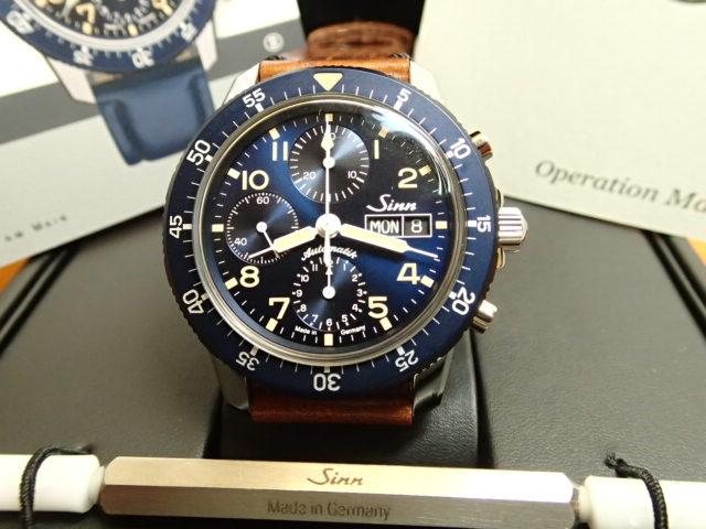 ジン 世界限定 500本 腕時計 Sinn 103 103.SA.B.E 分割払いもOKです