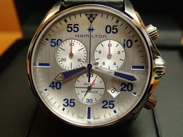 ハミルトン カーキ パイロット クロノ クォーツ H76712751 メンズ HAMILTON 腕時計 KHAKI PILOT CHRONO QUARTZ【送料無料】 【正規輸入品】月々分割お支払でお求めください。
