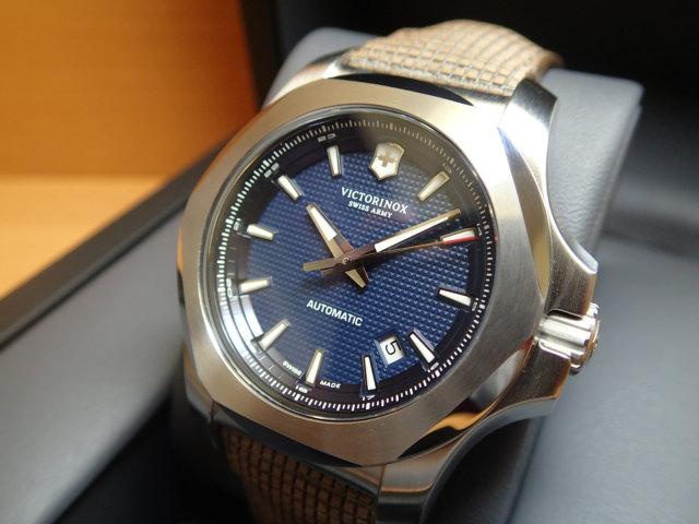 ビクトリノックス メカニカル 機械式自動巻き腕時計 I.N.O.X. MECHANICAL VICTORINOX 241834