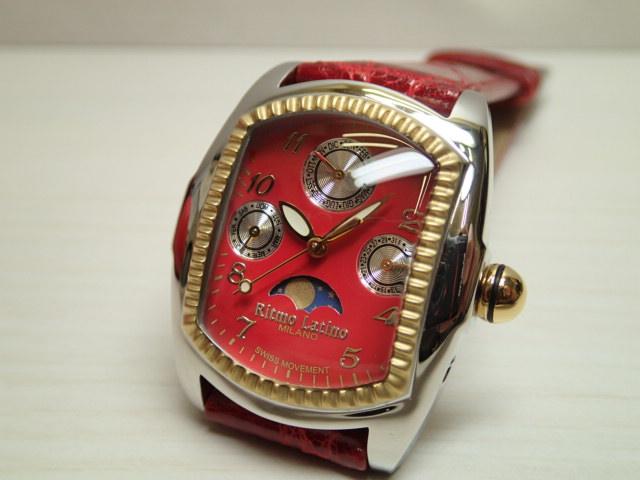 リトモラティーノ レディースサイズ 36mm 腕時計 Ritmo Latino LUNA ルーナ QMLBA85GS 正規代理店商品優美堂はリトモラティーノ腕時計の正規販売店です