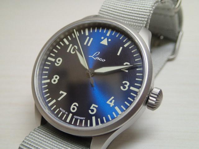 ラコ 腕時計 Laco 862102 アウクスブルク39 ブラウシュトゥンデ 自動巻き式 39mm Augsburg39 Blaue Stunde 862102優美堂のLaco ラコ腕時計はメーカー保証2年つきの正規販売店商品です。