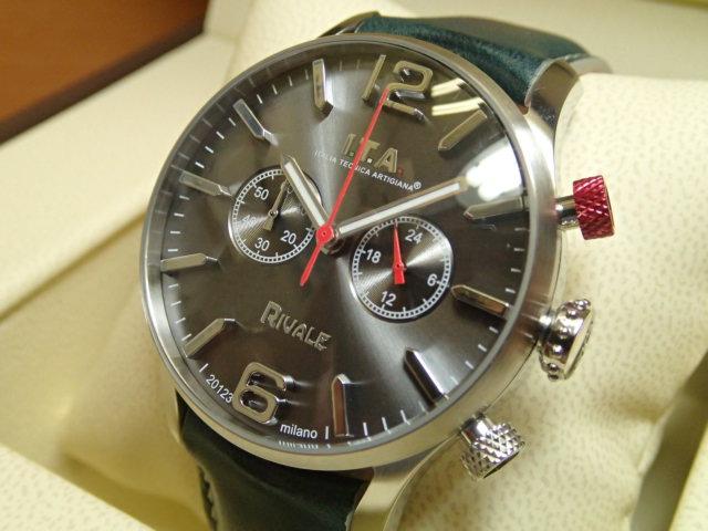 I.T.A アイティーエー RIVALE リヴァーレ 腕時計 正規商品 Ref.29.00.02