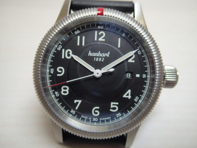 ハンハルト hanhart 762.210-0010 PIONEER One パイオニア ワン BK/BK 優美堂 分割払いできます!