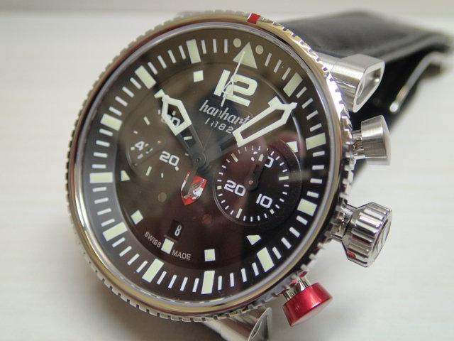 ハンハルト hanhart 腕時計 740.211-0020 プリムス オーストリアン エアフォース PRIMUS AUSTRIAN AIR 優美堂 分割払いできます!