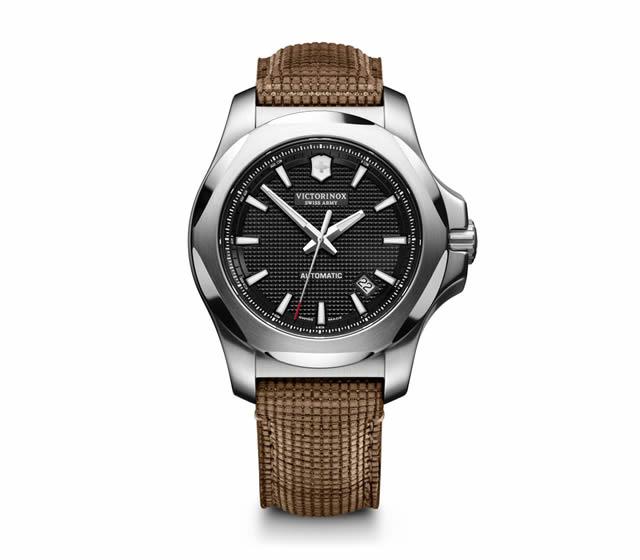 ビクトリノックス イノックス INOX メカニカル 機械式自動巻き腕時計 イノックス I.N.O.X. MECHANICAL VICTORINOX 241836