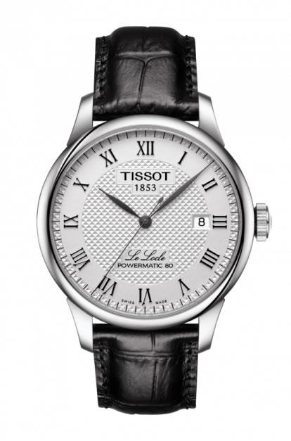 ティソ 腕時計 TISSOT LE LOCLE ルロックル オートマチック (自動巻き) パワーマティック80 T0064071603300 【送料無料】 分割払いもOKです