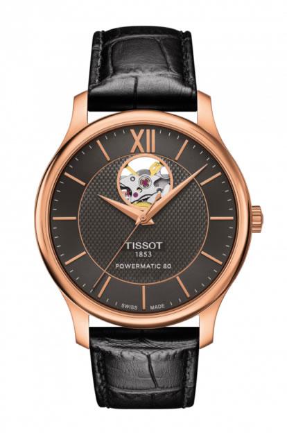 ティソ 時計 腕時計 TISSOT TRADITION OPEN HEARTトラディション オープンハート ケースカラー(ゴールド) T0639073606800 メンズ 正規輸入品 分割払い可優美堂のティソ 時計 TISSOT 腕時計は2年保証のついた正規代理店商品です