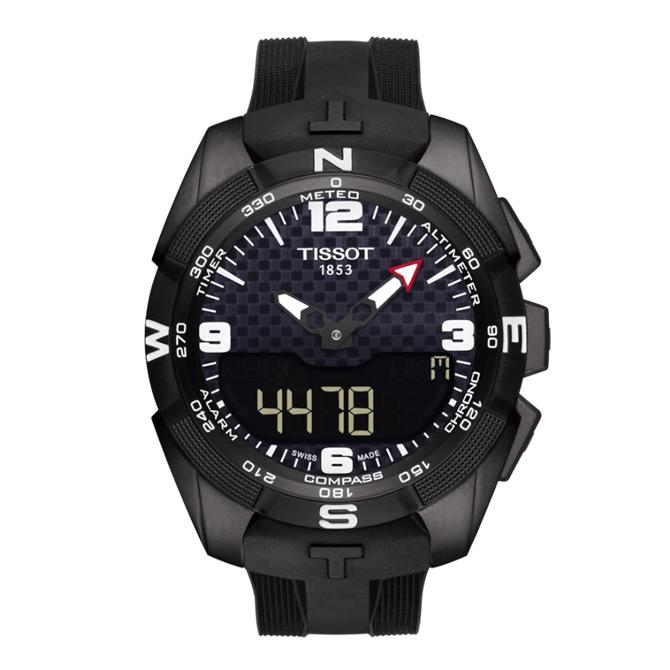 ティソ 時計 腕時計 TISSOT T-タッチ エキスパート ソーラー T-TOUCH EXPERT Solar T0914204705701 正規代理店商品 分割払い可 優美堂のTISSOT ティソは2年保証のついた正規代理店商品です