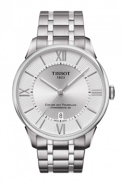 ティソ 時計 TISSOT 腕時計 CHEMIN DES TOURELLES (シャミン・ドゥ・トゥレル) パワーマティック80 メンズ T0994071103800 正規輸入品 分割払い可優美堂のTISSOT ティソは2年保証のついた正規代理店商品です