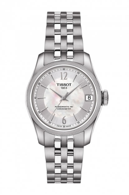 ティソ バラード 腕時計 Tissot Ballade Automatic ティソ バラード オートマティック T108.208.11.117.00 レディース 【正規輸入品】 分割払いもOKです