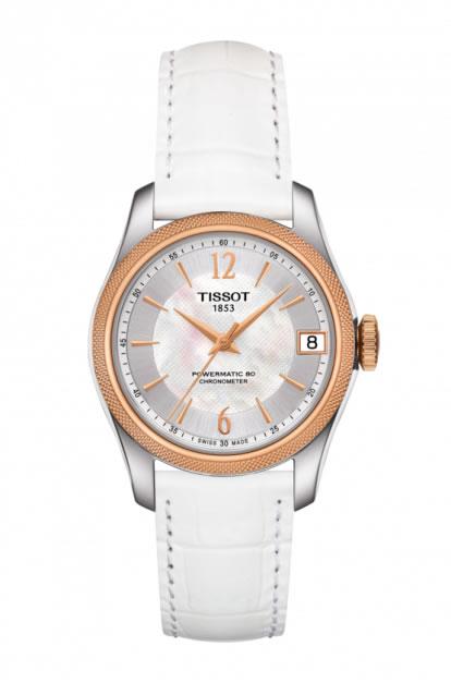 ティソ バラード 腕時計 Tissot Ballade Automatic ティソ バラード オートマティック T108.208.26.117.00 レディース 【正規輸入品】 分割払いもOKです