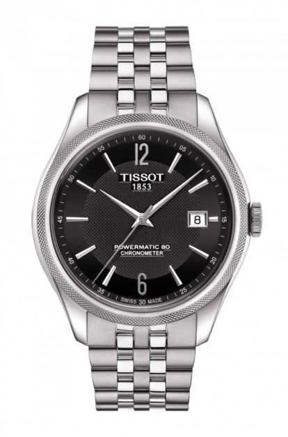 ティソ 時計 バラード 腕時計 Tissot Ballade Automatic ティソ 時計 バラード オートマティック メタルブレスレット T108.408.11.057.00 メンズ 正規輸入品 分割払い可