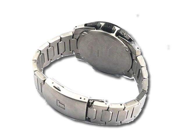 ティソ 時計 TISSOT T-タッチ エキスパートソーラー 専用 TITANIUM チタン製 ブレスレット 22mm T605035415