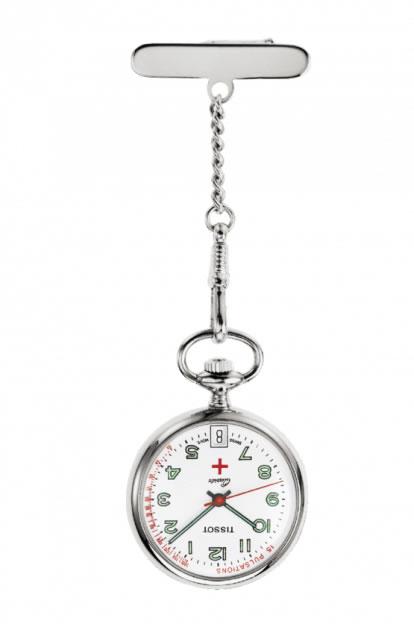 ティソ 時計 TISSOT 腕時計 懐中時計 ナースウォッチ T81.7.221.12 正規輸入品 優美堂のTISSOT ティソは2年保証のついた正規代理店商品です