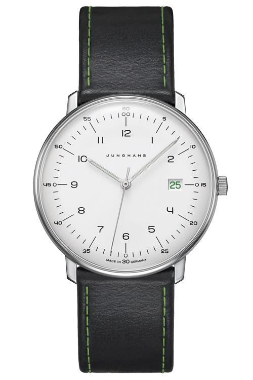 ユンハンス マックスビル バイユンハンス max bill Edition 2018年 生産限定 モデル 腕時計 クォーツ 38mm 041 4811 00 正規商品
