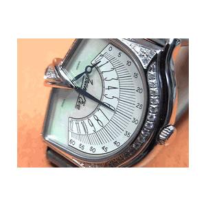ジャンイブセクトラ 2000 マザーオブパール文字盤 ダイヤベゼル レディース クォーツ 腕時計065461/065451SSAAEE