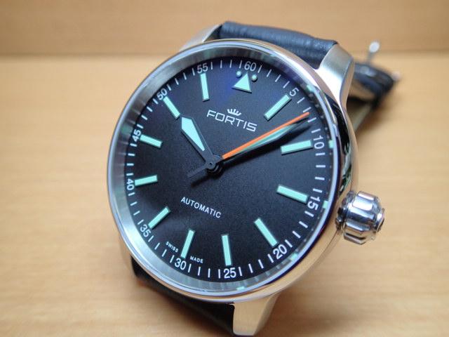 フォルティス 腕時計 FORTIS Flieger Pro JP フリーガープロ JP Ref.704.21.11JP分割払いOKです
