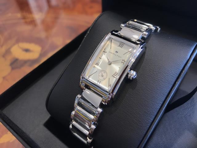 ハミルトン 腕時計 HAMILTON ARDMORE アードモア レディース H11221114 【送料無料】