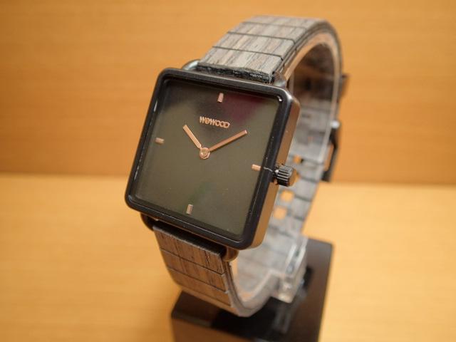 木の腕時計 ウィーウッド WEWOOD 腕時計 ウッド/木製 LEIA BLACK 9818205 ブラック文字盤 レディースサイズ 正規輸入品