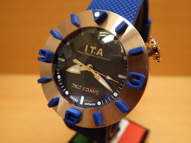 ITA 腕時計 アイティーエー DISCO VOLANTE ディスコ・ボランテ 正規商品 Ref.31.00.06