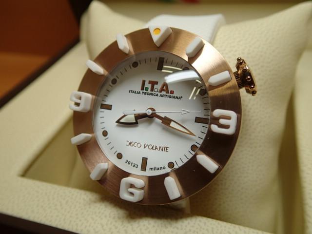 ITA 腕時計 アイティーエー DISCO VOLANTE ディスコ・ボランテ 正規商品 Ref.31.00.05