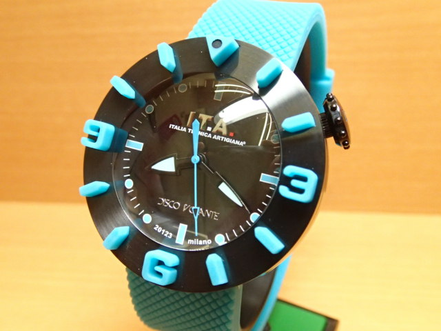 ITA 腕時計 アイティーエー DISCO VOLANTE ディスコ・ボランテ 正規商品 Ref.31.00.04