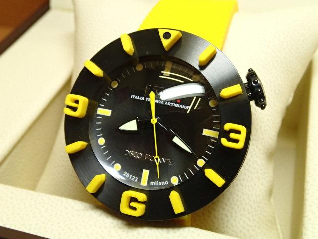 ITA 腕時計 アイティーエー DISCO VOLANTE ディスコ・ボランテ 正規商品 Ref.31.00.03