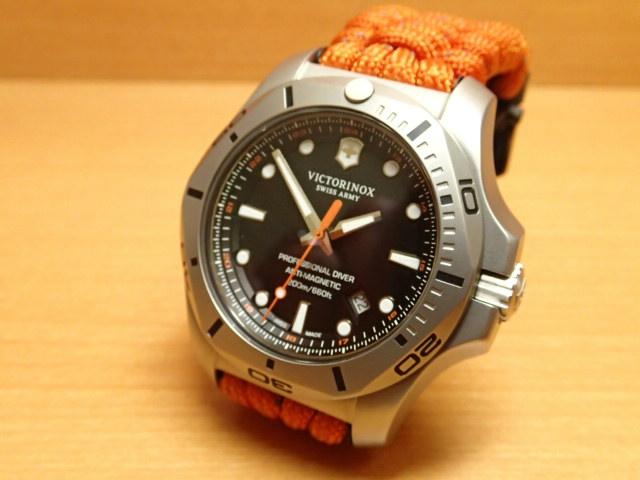 VICTORINOX ビクトリノックス 腕時計 イノックス プロフェッショナル ダイバー I.N.O.X. Professional Diver 241845 正規輸入品