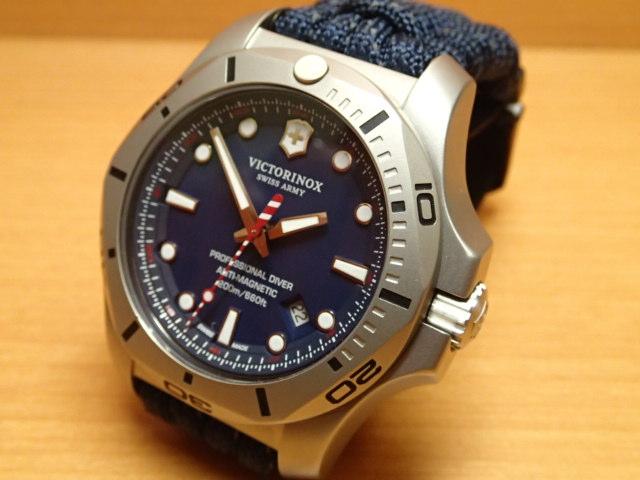 VICTORINOX ビクトリノックス 腕時計 イノックス プロフェッショナル ダイバー I.N.O.X. Professional Diver 241843 [正規輸入品]