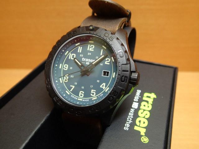 トレーサー腕時計 traser Outdoor Pioneer Evolution Petrole GY ( アウトドア パイオニア エボリューション ) メンズ 【正規輸入品】優美堂の【トレーサー 腕時計】は、国内2年保証のついた日本正規品です。