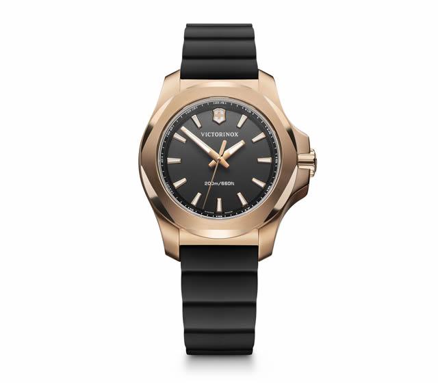 VICTORINOX ビクトリノックス 腕時計 I.N.O.X. V イノックス V レディース ウォッチ サイズ 37mm 241808