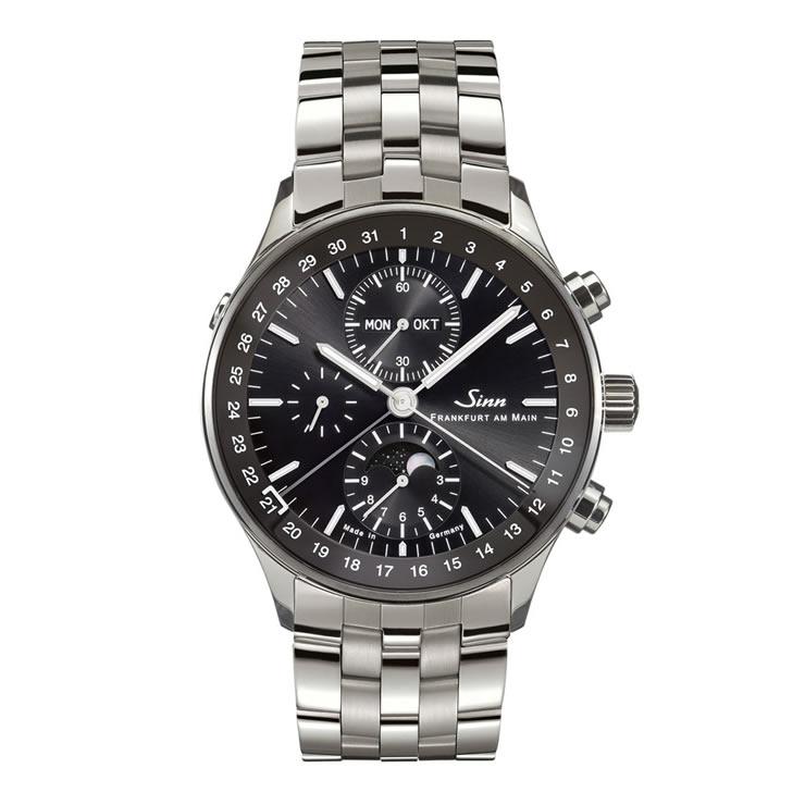 ジン 腕時計 Sinn 6012 カーフストラップ1本つき 分割払いもOKです